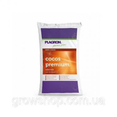 Кокосовый субстрат Plagron Premium Cocos 50л