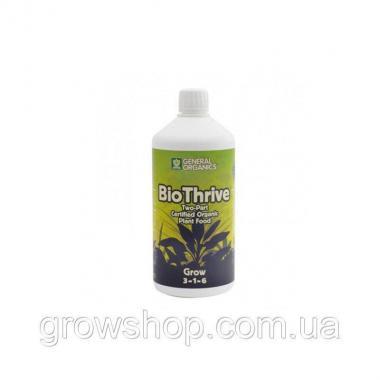 Удобрение GHE BioThrive Grow 5л