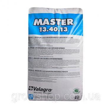 Минеральное удобрение Valagro Master 13.40.13 25кг
